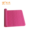 TPE FOAM yoga pad FACTORY