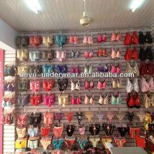 Yiwu Deyu Underwear Shop Supply The Price Range 0.1 Dollar To 3 Dollar One Pc, Sexy Bras And Panties
