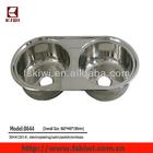 stainless steel teka kitchen sink