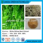 White willow bark extract/Salix babylonica/15% 25% 50% 98% salicin/White willow extract