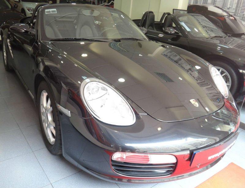 Boxster 2.7 Porsche Boxster 2.7 Tiptronic