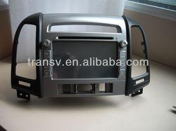 HD touch screen WinCE 6.0 GPS Car DVD bluetooth GPS for HY013 HYUNDAI SANTA FE 2006-2012