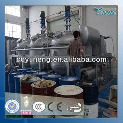 Black vehicle oil purification/oil regeneration plant, Engine Oil Purifier,Oil Recycling (CE)