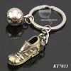 Football Shoe Keyring