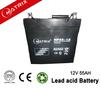 12V 55AH Solar Storage Battery