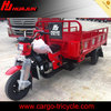 HUJU 150cc tricycle 3 wheel motorcycle / motorized adult tricycles / tricycle manufacturer