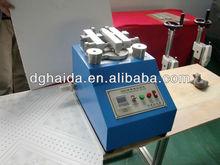 Practical Rubber Scrub Abrasion Test Instrument