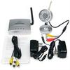 complete cctv system 2.4G 30 pcs ir led 4-CH /cctv camera system