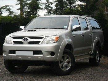 Toyota Hilux VIGO DOUBLE CAB 2.5, DIESEL, RHD, 150412