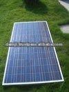 10w-250w monocrystalline polycrystalline solar panel