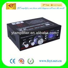 12V china digital hearing aids YT-688D with usb/tf