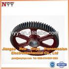 large diameter spur gear