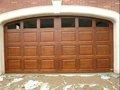 bois porte de garage sectionnelle populaire au maroc