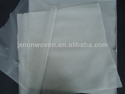 30g PE film laminated with 70g pp spunbond nonwoven fabric