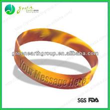 2012 Fashion Gift and Decoration ionic silicone bracelet