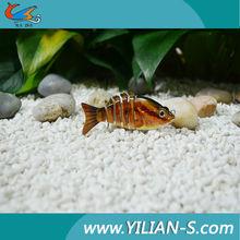 Plastic fish bait saltwater lure bait minnow lure fishing rod alarm