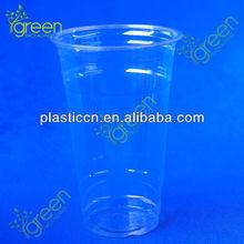 plastic cup beer 500 ml/transparent tea cup tea/berry cup