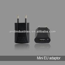 Flat Plug Wall Adaptor for e-cigarette accessories 2013