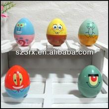 SpongeBob eggs toys;DIY SpongeBob egg for children to drawing