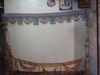 Home door decorating Pearl TORAN/Valance