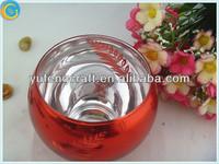 decorative hurricane lanterns,glass tealight