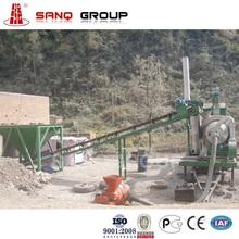 25t/h Portable Asphalt Drumed Mix Plant For Road Construction
