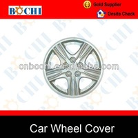 Hot sale of car cover plastic luggage wheel cover
