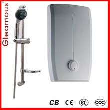 Flow switch as safety device electirc water heater 3-phase