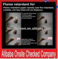 new flame retardant 2013 used in bp grade chemical