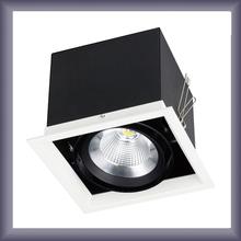 Citizen 30w COB led ceiling spot light 85Ra Square shape(CE ROHS)