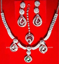 high end indian body jewelry