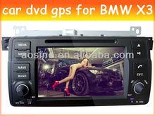 ASN car dvd player for X3 car audio radio with bluetooth gps car audio with bluetooth gps navigation