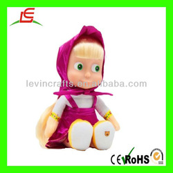 Le-d475 Masha Russian Doll Masha And Bear Doll Songs Masha - Buy ...