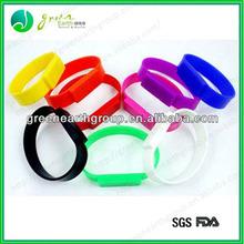 2013 New! Silicon bracelet silicone iones