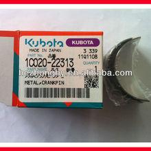 kubota engine parts,D115,D1505,V2403,V2203,V3300,V3800 main bearing,1C020-22313