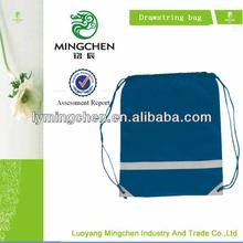 2012 New Fashion Black Cotton Drawstring Shoes Bag