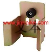 supplier for cast iron sliding Gate End Stop 80mm for sliding track