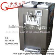 Jin Li Sheng CE, IEC BQ322A 2+1mix Ice Cream Machine Ice Cream Shop Equipment