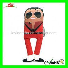 LE-D479 Funny Michael Jackson Plush Torso Doll