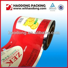 HOT SALE! Factory supply biscuits laminating automatic packing roll film