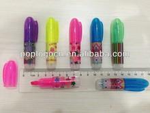 Mini Highlighter Maker Pen with Branded Logo