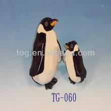 Plush Penguin Mother & Son
