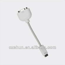 Mini DVI to VGA Adapter Cable for Apple MacBook