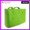 Shopping bag silicone tote bags beach bags wholesale