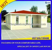 2013 Modified prefab glass house