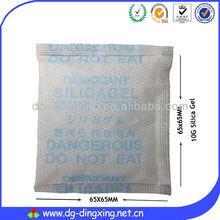 100G Environmental DMF free Moisture Absorber Bag