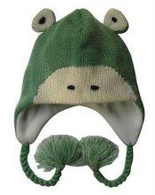 Woolen Animal Hat