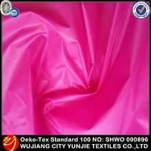 shoe lining fabric/waterproof fabric bag lining/nylex lining fabric