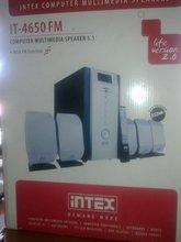 BRAND NEW INTEX COMPUTER MULTIMEDIA SPEAKERS 5.1