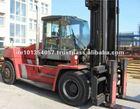 heavy forklift truck Kalmar DCE150-12